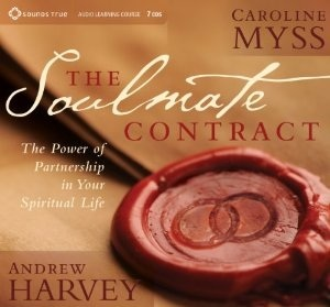 The Soulmate Contract: The Power of Partnership in Your Spiritual Life  by  Caroline Myss