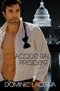 Accidental President  by  Dominic Lacerva