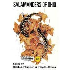 Salamanders of Ohio  by  Ralph Pfingsten
