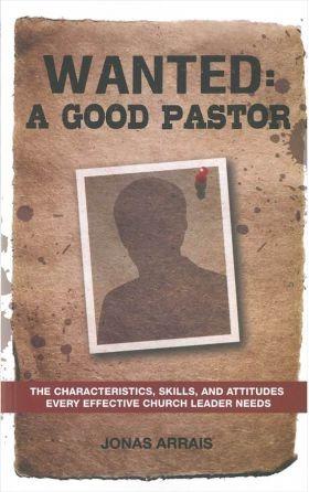 Wanted: a good Pastor Jonas Arrais