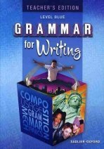 Grammar For Writing, Level Blue  by  Beverly Ann Chin