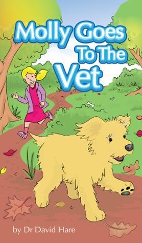 Molly Goes To The Vet  by  David Hare