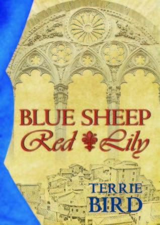 Blue Sheep Red Lily Terrie Bird