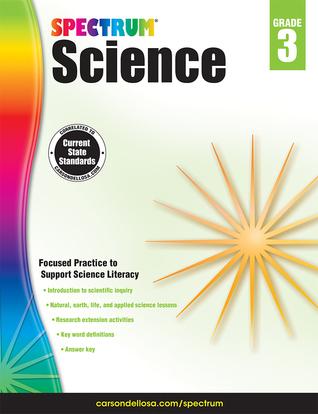 Spectrum Science, Grade 3  by  School Specialty Publishing