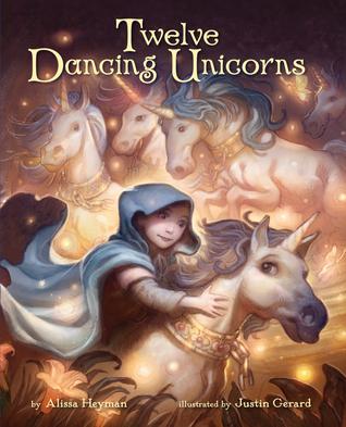 Twelve Dancing Unicorns  by  Alissa Heyman