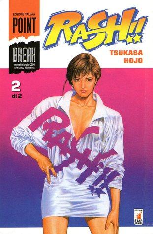 Rash!!, Vol. 2 Tsukasa Hojo