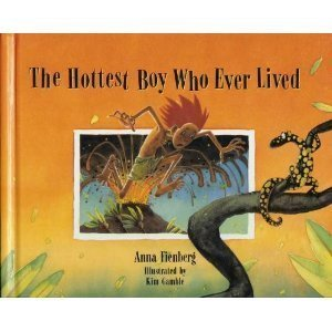 Hottest Boy Who Ever Lived  by  Anna Fienberg