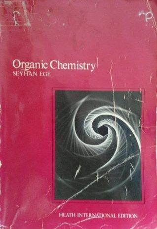 Organic Chemistry Seyhan N Ege