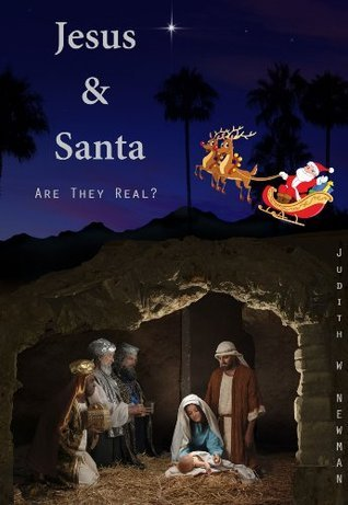 Jesus and Santa  by  Judith W. Newman