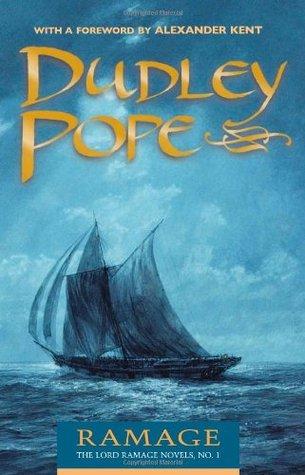 Ramage Und Das Diamantenriff: Roman  by  Dudley Pope