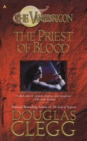 UC_The Priest of Blood  by  Douglas Clegg