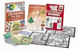 Christmas Fun Box  by  Dover Publications Inc.