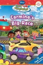 Carmines Big Race Susan Ring