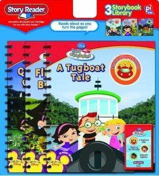 Story Reader: Little Einsteins 3 Storybook Library  by  Publications International Ltd.