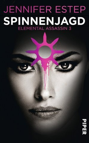 Spinnenjagd (Elemental Assassin, #3)  by  Jennifer Estep