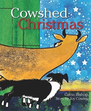 Cowshed Christmas  by  Gavin Bishop