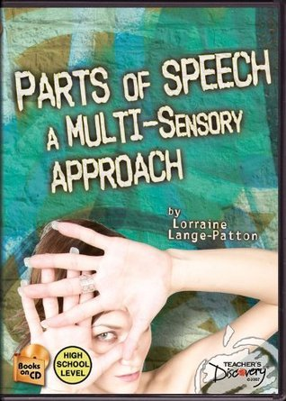 Parts of Speech Multi-Sensory Approach Book on CD  by  Teachers Discovery