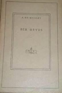 Bir Heves  by  Alfred de Musset