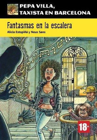 Fantasmas en la escalera Alicia Estopiñá