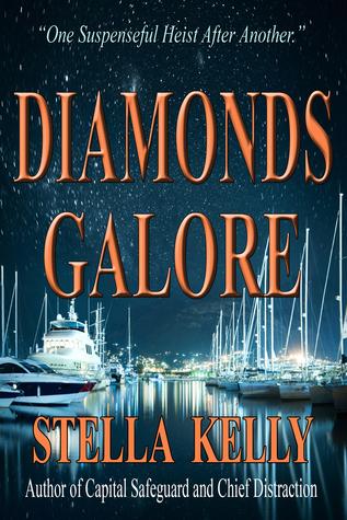 Diamonds Galore R.A. Montemurro
