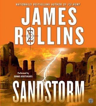 Sandstorm CD James Rollins