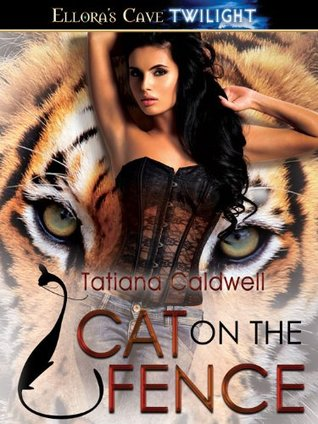 Cat on the Fence  by  Tatiana Caldwell