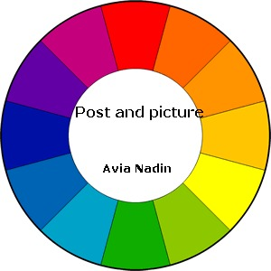 Post and picture  by  Avia Nadin