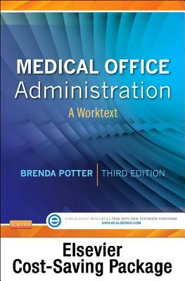 Medical Office Administration   Text And Medi Soft Version 14 Demo Cd Package: A Worktext Brenda A. Potter