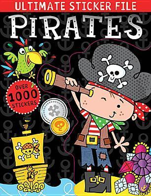 Ultimate Sticker File Pirates  by  Make Believe Ideas