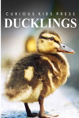 Ducklings - Curious Kids Press: Kids Book about Animals and Wildlife, Childrens Books 4-6  by  Curious Kids Press