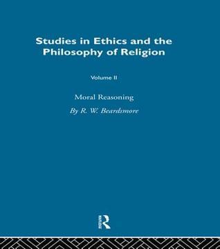 Moral Reasoning Vol 2 D.Z. Phillips