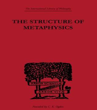 The Structure of Metaphysics Morris Lazerowitz