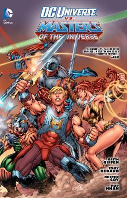 DC Universe Vs. Masters of the Universe Keith Giffen