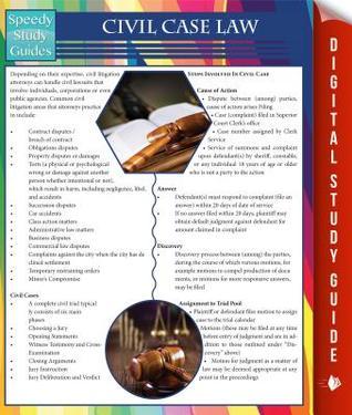 Civil Case Law  by  Speedy Publishing