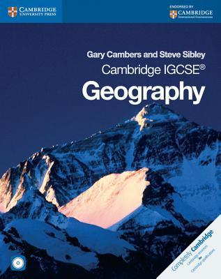 Cambridge IGCSE Geography with CD-ROM Gary Cambers