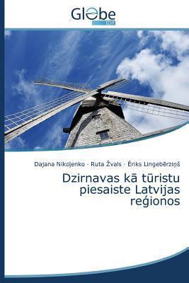 Dzirnavas K T Ristu Piesaiste Latvijas Re Ionos  by  Niko Enko Dajana