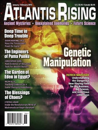 Atlantis Rising 103 - January/February 2014 J. Douglas Kenyon