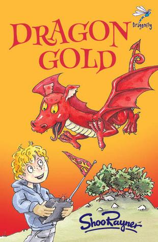 Dragon Gold Shoo Rayner