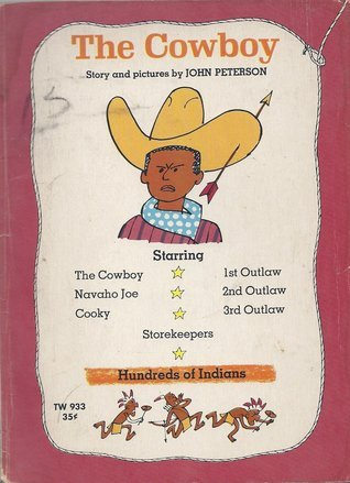The Cowboy  by  John Lawrence Peterson