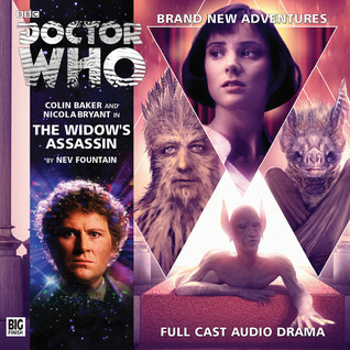 Doctor Who: The Widows Assassin Nev Fountain