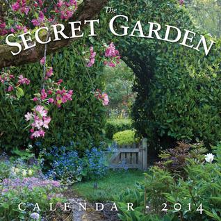 Secret Garden 2014 Wall Calendar NOT A BOOK