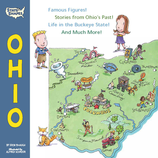 State Shapes: Ohio  by  Erin McHugh