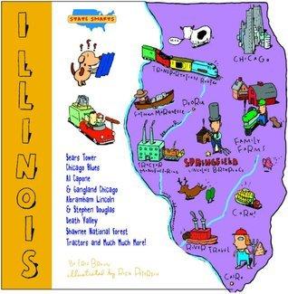 State Shapes: Illinois  by  Erik Bruun