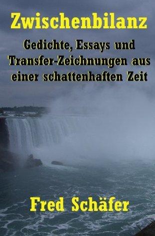 Zwischenbilanz - Gedichte, Essays und Transfer-Zeichnungen aus einer schattenhaften Zeit (Buch 2 der Serie: Drei Folgeerscheinungen) Fred Schäfer