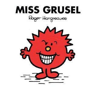 Miss Grusel  by  Roger Hargreaves