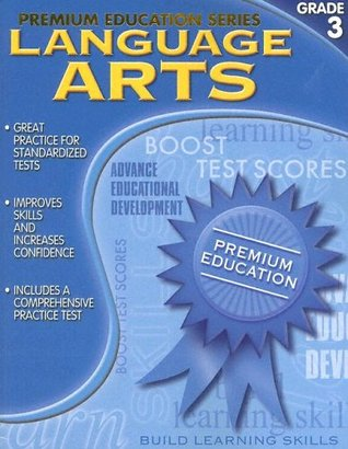 Language Arts Grade 3 [With Workbook]  by  Learning Horizons