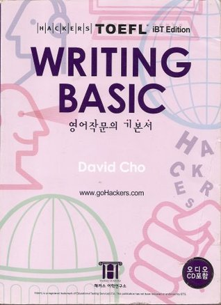 Hackers Writing Basic (iBT Edition)  by  David Cho