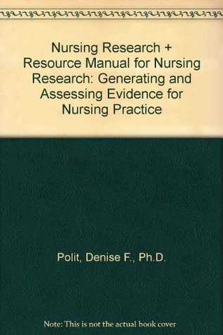 Polit Nursing Research 9e Na + Polit Research Manual for Nursing Research 9e Package  by  Denise F. Polit