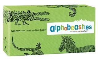 Alphabeasties: Flash Cards Sharon Werner