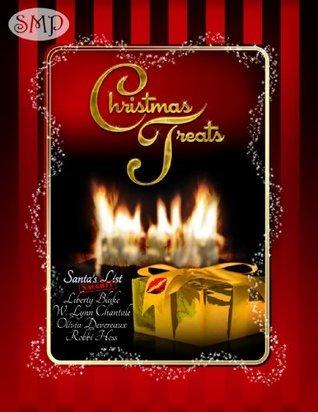 Christmas Treats Santas Naughty List  by  Robbi Hess